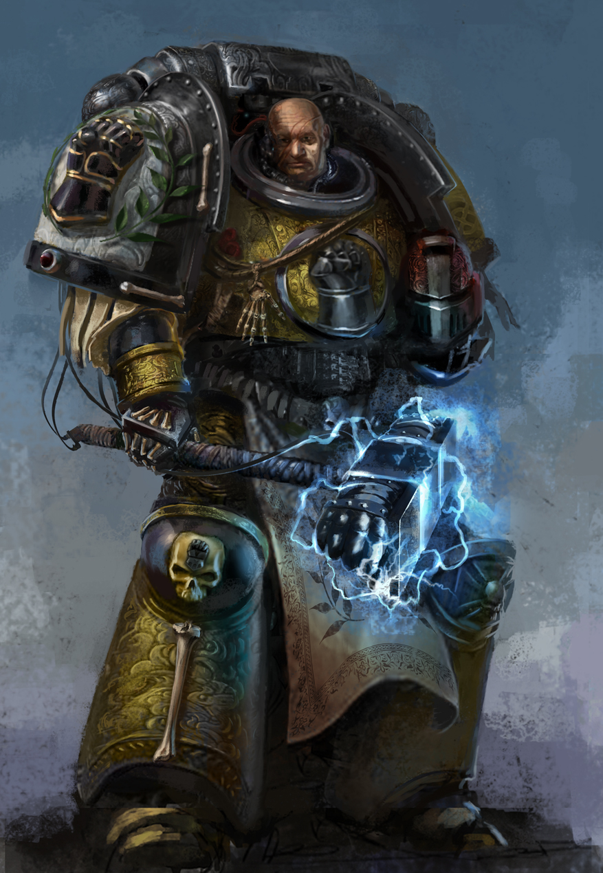 1000 images about imperial fists on pinterest space marine warhammer 40k and warhammer 40k - Imperial fists 40k ...